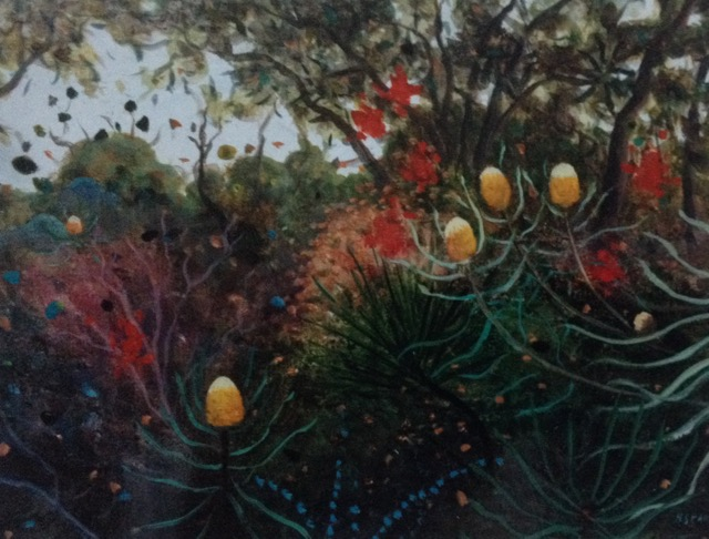 Banksia W.A. oil