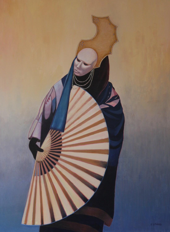 Venetian Fan acrylic 90x120 cms 1.59MB