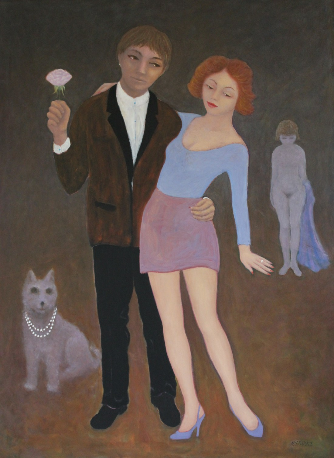 Engaged oil 85x115 copy